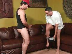Ebony Studs Chris And Gabriel Eager For Fun 2