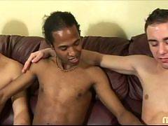 Tristan. Gay Ebony XXX