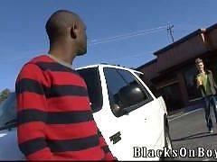 Blacks On Boys. Joe Andrews